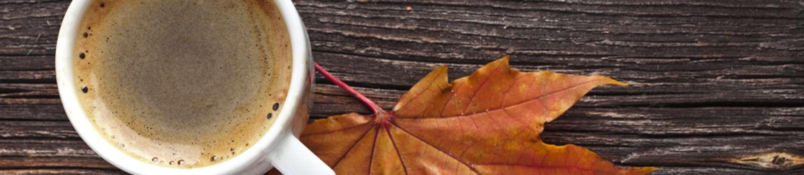 Door County Maple Flavored Coffee