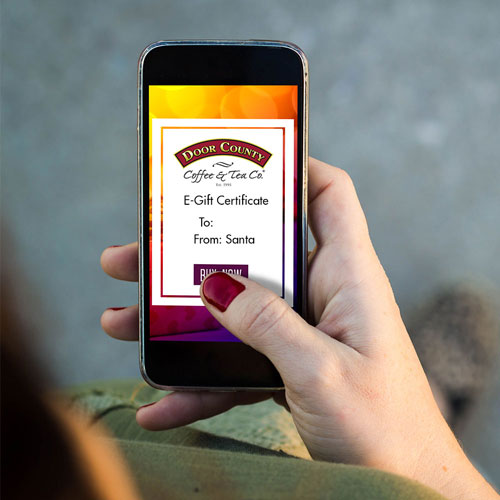 Send Coffee Gift Certificates in Minutes