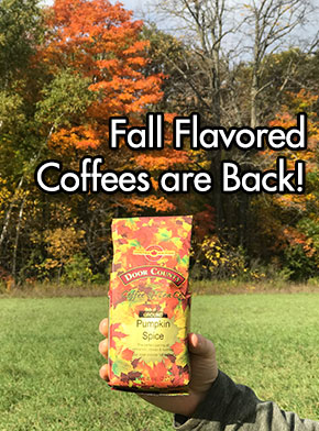 Fall Flavored Coffee