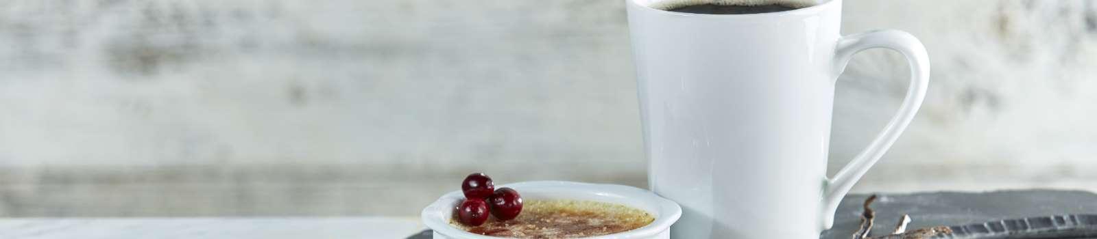 Vanilla Creme Brulee Flavored Coffee