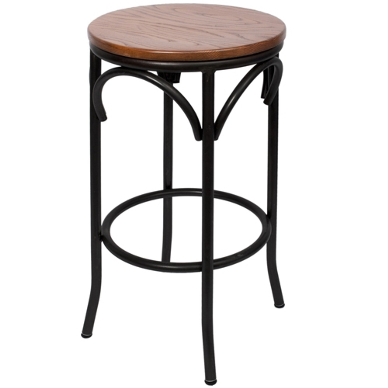 Industrial Backless Bar Stools Bfm Seating Henry Industrial Furniture