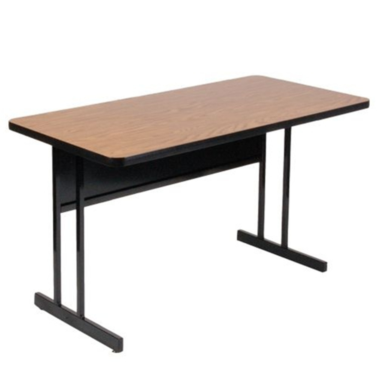 Correll 3 Ft Computer Table Keyboard Height High Pressure Laminate Top Cs2436