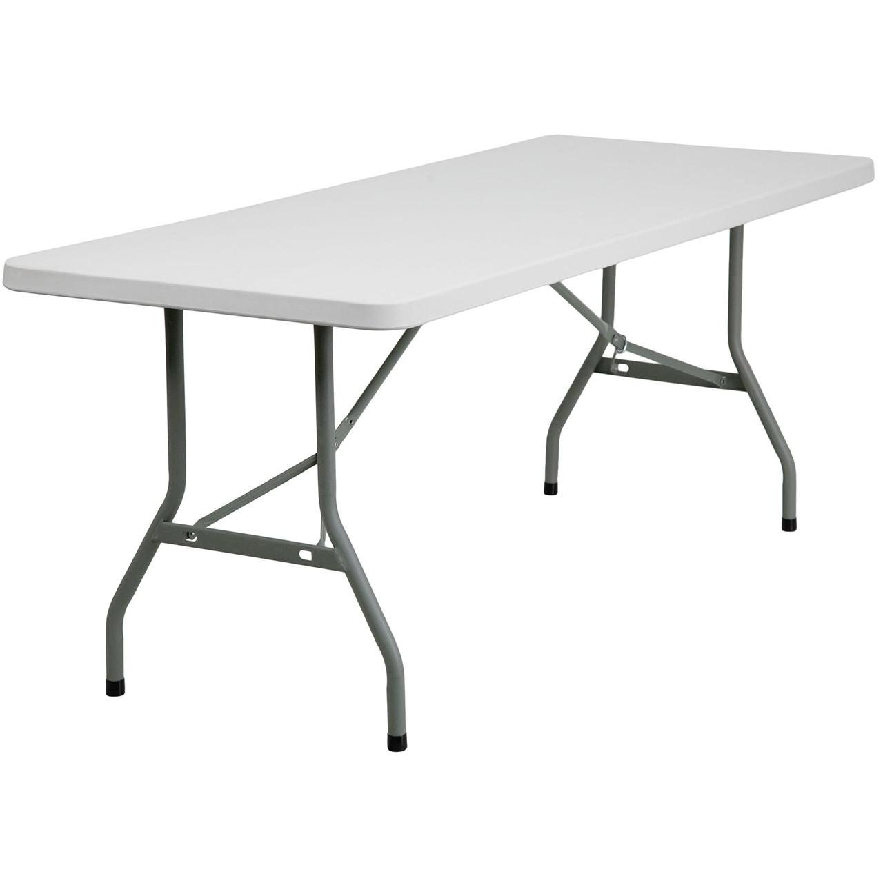 - 6' Plastic Folding Table 6 Ft. Folding Tables Plastic Folding