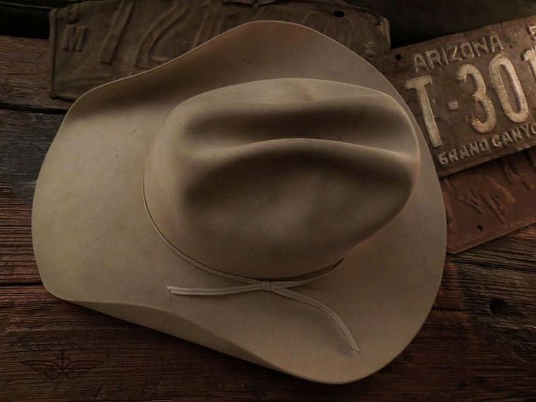 The very best you can get in a Vintage cowboy hat, classic Styling!