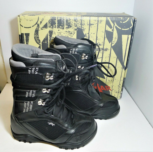 Men's Lamar Justice 2 Snowboard Boots in Black  Size 7