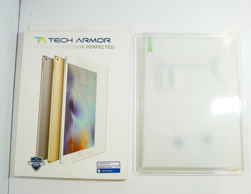 Tech Armor Ballistic Glass Screen Protection for Apple iPad Pro