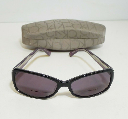Calvin Klein Women's Black/Purple Frames CK4117S 283 55/16 125 PRESCRIPTION LENS