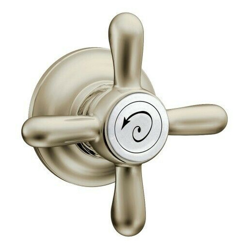 Moen Weymouth Decorative Tank Lever in Polished Nickel YB8401NL - OPEN BOX