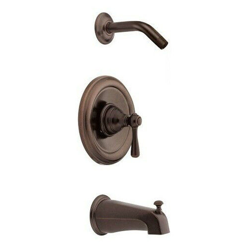 Moen Kingsley Posi-Temp Tub/Shower in Oil Rubbed Bronze T2113NHORB - OPEN BOX