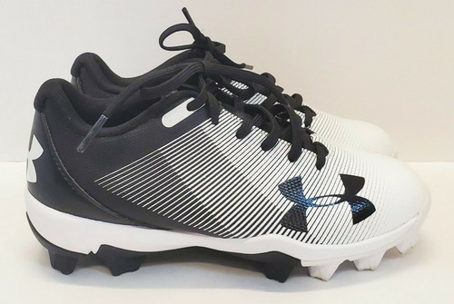 Under Armour Boy's Leadoff Low Youth Baseball Cleats 1Y