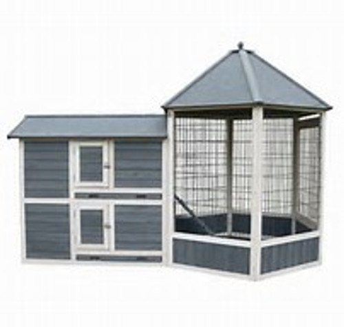 The Solarium Chicken Coop