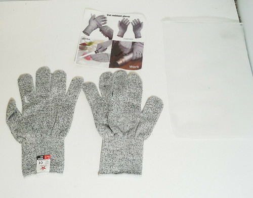 Star Joining Cut Resistant Gloves Cut Level 5 Size Medium M