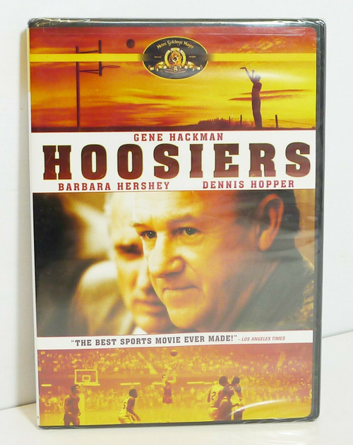 Hoosiers DVD NEW SEALED