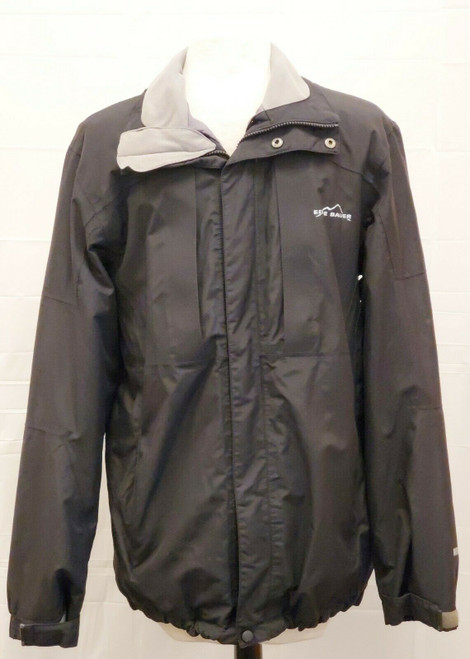 Eddie Bauer WeatherEdge Men's Full Zip Jacket Size S Small