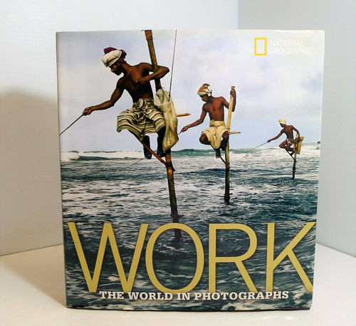 Work: The World in Photographs by Ferdinand Protzman (2006, Hardcover)