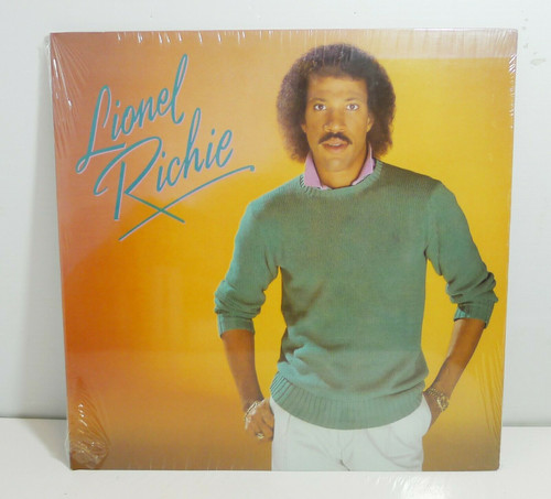 Lionel Richie Self Titled Album Record NEW