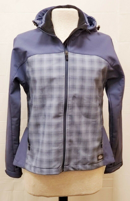 Dickies Women's Insulated Removable Hood Jacket Size M (8/10)