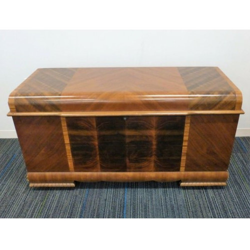"Vintage 1940's Lane ""Keep-Safe"" Cedar Chest Trunk LOCAL PICKUP ONLY, AUSTIN TX"