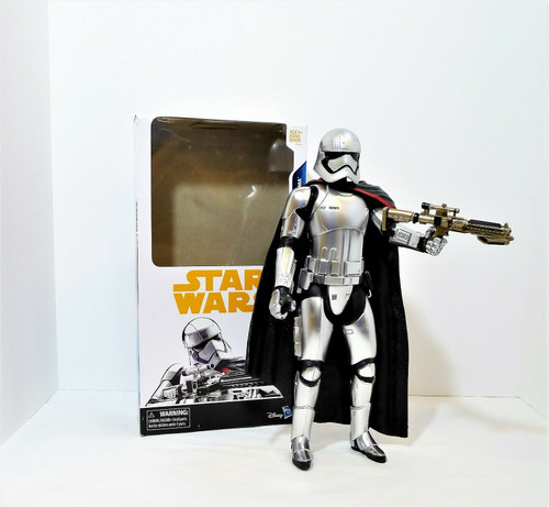"Star Wars Captain Phasma Hasbro 12"" Action Figure"