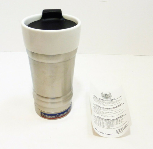 Great American Products 12oz. Stainless Steel Insulated Hot/Cold Beverage Mug