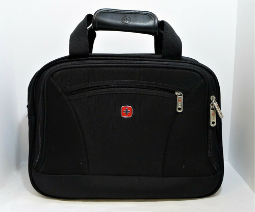 SwissGear by Wenger Carry-On Luggage Briefcase Travel Bag **NO SHOULDER STRAP