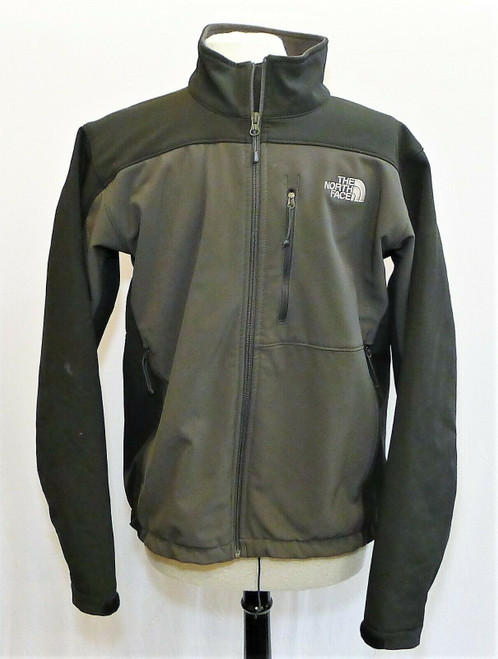 The North Face Men's Gray and Black Apex Bionic 2 Jacket Size Medium