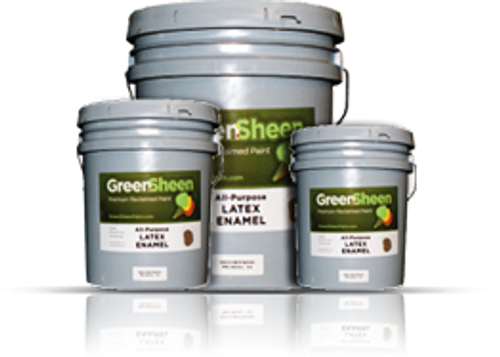 Greensheen Paint (Various Colors) --Local Pickup Only