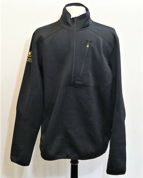 Under Armour Black Caesars Palace 50th Cold Gear Pull Over Jacket Size Large
