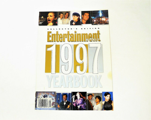 Vintage Entertainment Weekly Year Book 1997 Magazine Collector's Edition