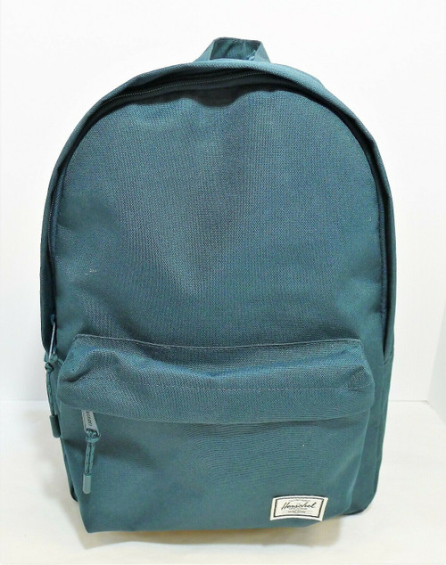 The Hershel Supply Company Green Classic Backpack -**SMALL TEAR ON HANDLE