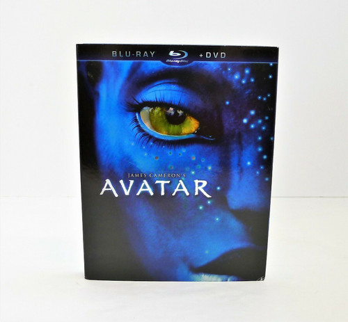 Avatar Blu-Ray and DVD 2-Disc Set
