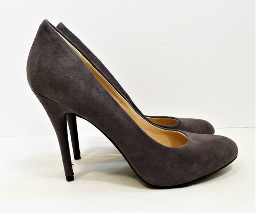 Zigi Soho Gray Charisi Women's High Heels Size 8
