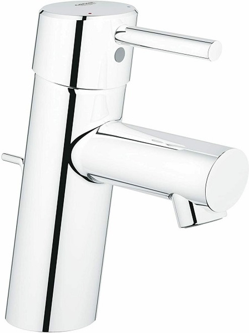 Grohe Concetto Single-Handle Bathroom Faucet in Chrome 34270001  NEW OPEN BOX