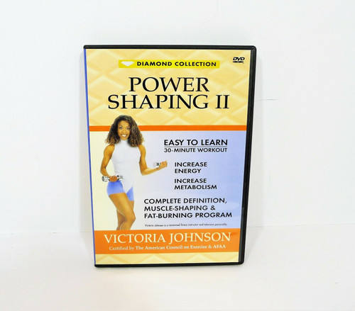 Power Shaping II Diamond Collection with Victoria Johnson Workout Video