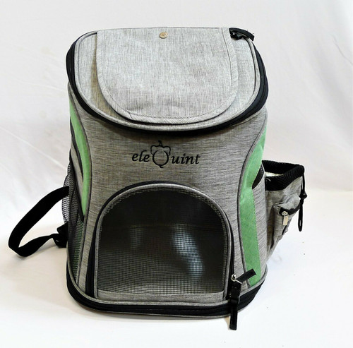 Elequint Small Pet Hiking And Travel Backpack Lightweight - NEW OPEN PACKAGE
