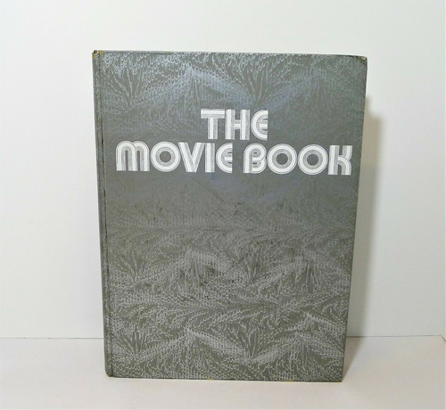 The Movie Book Hardback Book - **NO DUSTCOVER