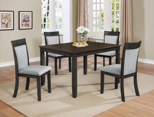 Charlie 5 Piece Dining Set 2214SET(Local Pkup Only)
