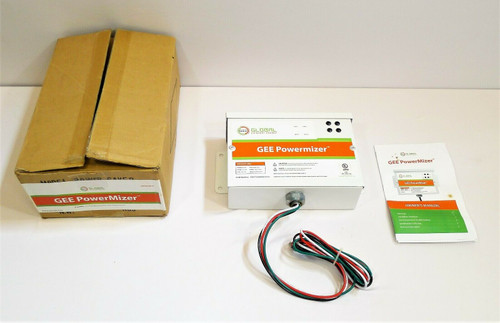 Global Efficient Energy GEE PowerMizer GPM-R2-SM-ST - OPEN BOX