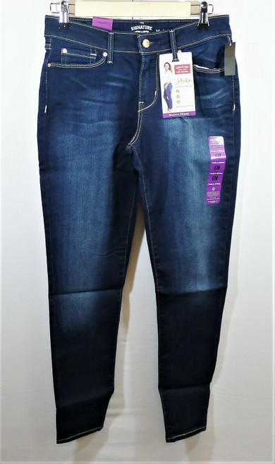 Levi Strauss Modern Skinny Mid-Rise Signature Jeans Size 6 M - NEW WITH TAGS