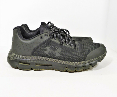 Under Armour Men's Black UA HOVR Infinite Reflect Running Shoes Size 10