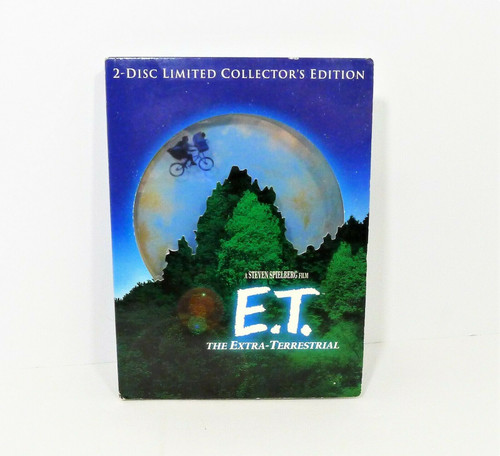 E.T. The Extra-Terrestrial DVD 2-Disc Limited Collector's Edition