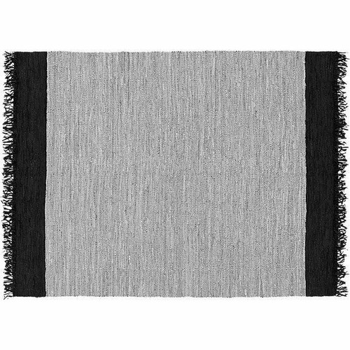 CB2 Grey and Black Leather Dressage Rug 8'x10'  LOCAL PICKUP ONLY