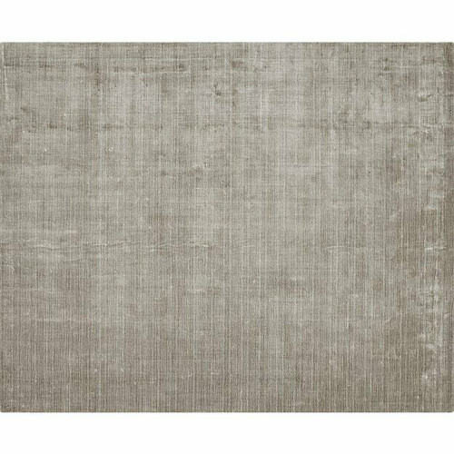 CB2 Posh Silver Grey Rug 8'X10'  LOCAL PICKUP ONLY