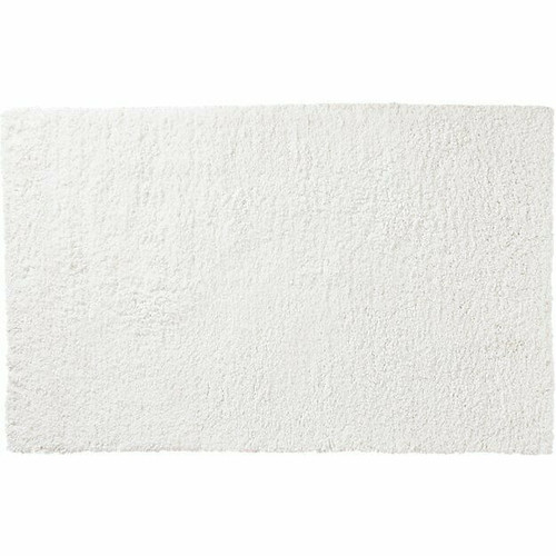 CB2 Astoria White Rug 5'X8' - **LARGE DIRT SPOT