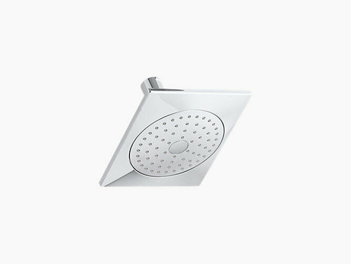 KOHLER Loure Polished Chrome 1-Spray Shower Head 14786-CP - OPEN BOX