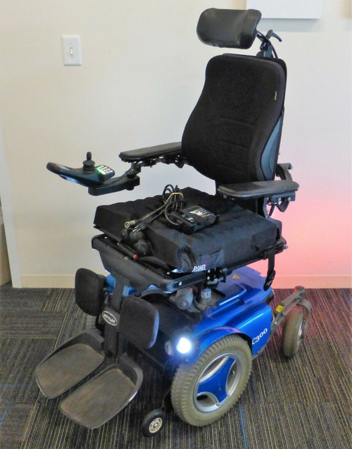 Permobil C300 Motorized Power Wheelchair  LOCAL PICKUP ONLY, AUSTIN TX