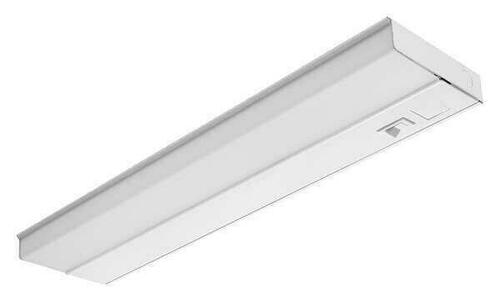 "Lithonia Lighting UC 24E 120SWR - 24"" Fluorescent Ultra-Slim Cabinet Light"