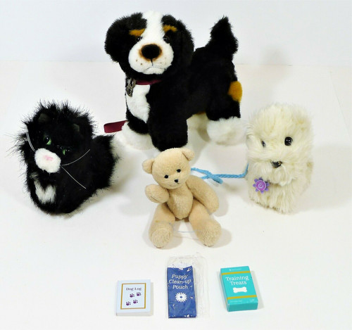 American Girl Doll Pets - Retired Licorice, Retired Coconut and More