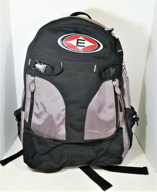 Easton Black/Gray Ogio Engineered Baseball/Softball Bat Backpack