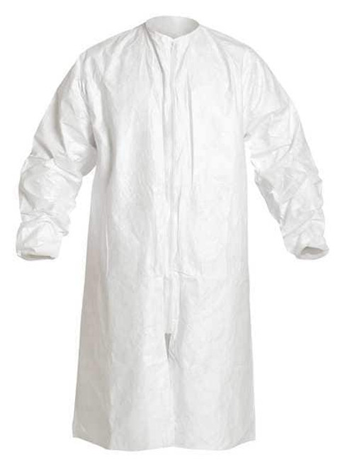 DuPont 30-Pack Tyvek IsoClean Disposable Frock Size Medium M  NEW